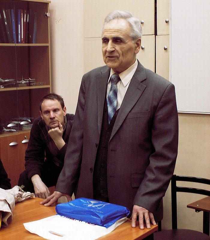 Мстислав Всеволодович Листов