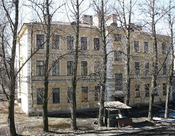 Дом, где жил генерал А.М. Кованько с семьей. Фото 2010 г.