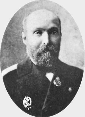 Академик М.А. Рыкачёв