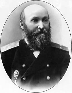 Академик, генерал М.А. Рыкачёв.