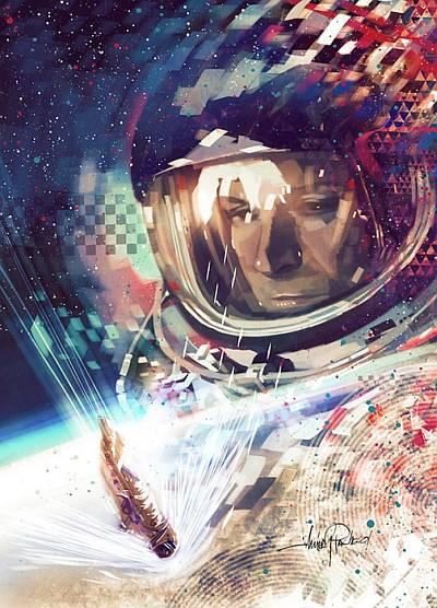 Прыжок Ф. Баумгартнера вдохновил многих на творчество. Фото из интернета