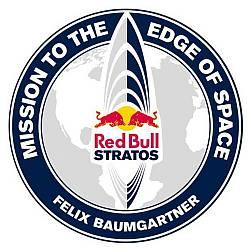 """Эмблема программы """"Прыжок из космоса"""" спонсором которой стала компания Red Bull. Фото из интернета"""