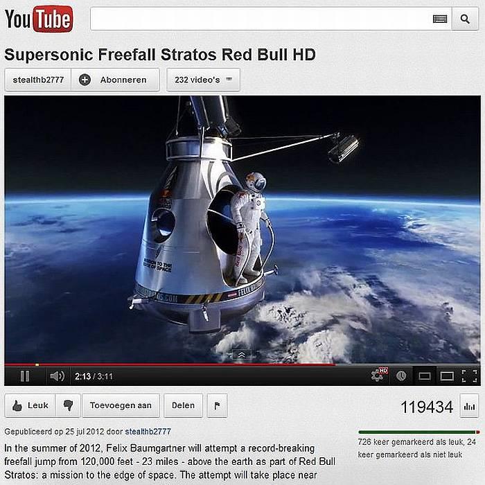 Впервые в мире эксперимент такого масштаба, благодаря You Tube, демонстрировался в прямом эфире. Фото из интернета