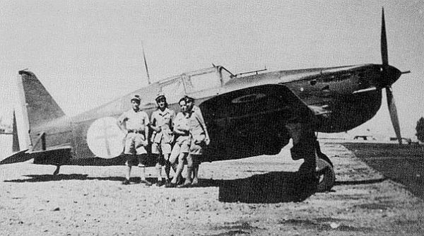 Командир авиагруппы Жан Тюлян