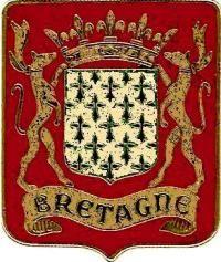 """логотип авиагруппы """"Бретань""""."""