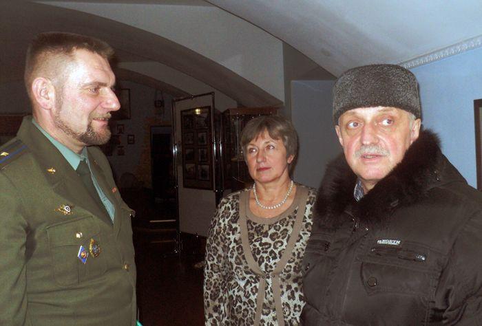 правнук генерала Кованько - С.И. Батуев