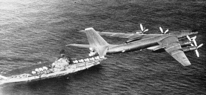 Ajnj Советский противолодочный самолёт Ил-38
