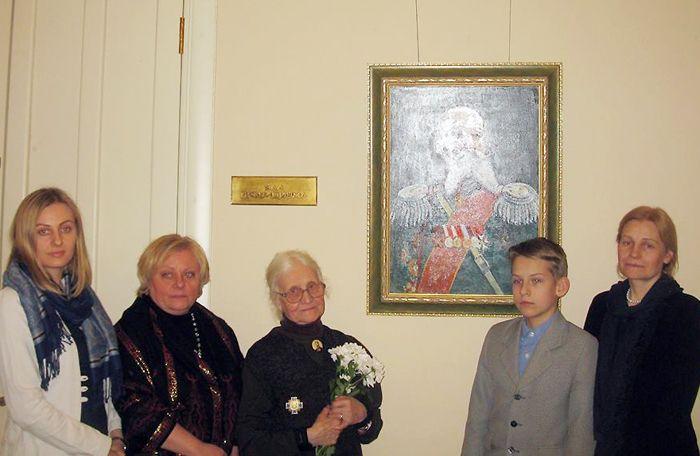 потомки Кованько