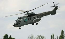 Фото вертолета «Кугар» авиагруппы ВВС Франции «Воклюз».