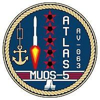 Atlas-5 / 551 (AV-063)