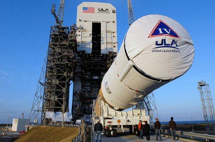 ракета-носитель Delta-4M+ (4.2)