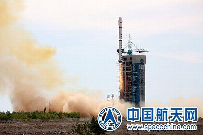 """пуск ракеты-носителя """"Чанчжэн-4В"""" (Y35)"""