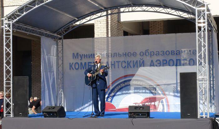 полковник Генштаба МО РФ Михаил Михайлович Калинкин