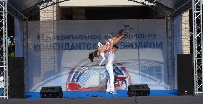 акробатические танцы