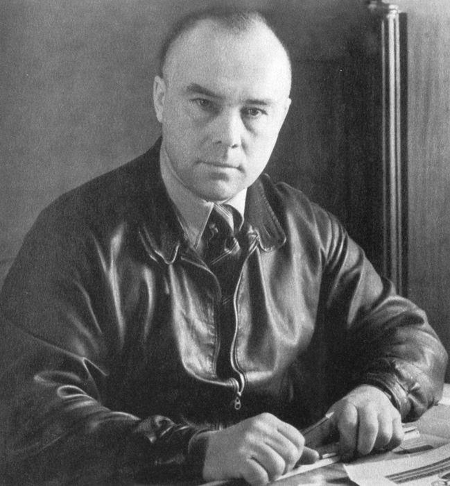 Авиаконструктор Николай Николаевич Поликарпов (1892-1944).