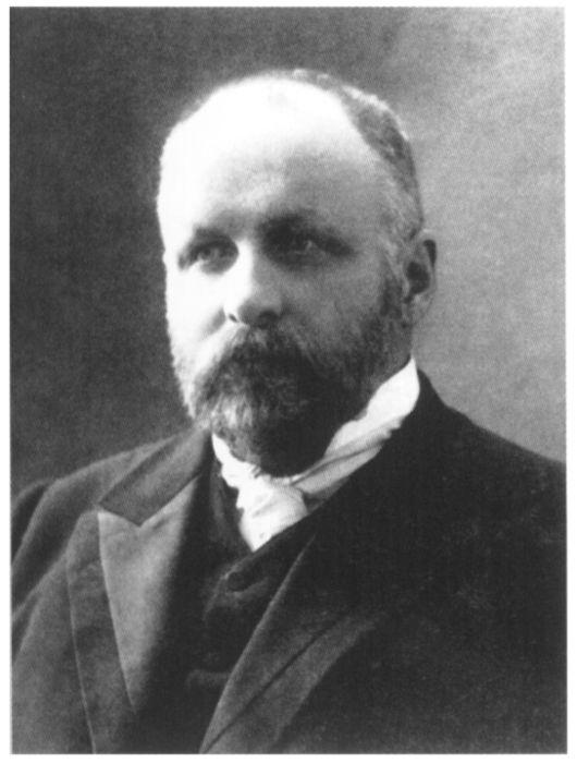 Профессор А.П. Фан-дер-Флит.