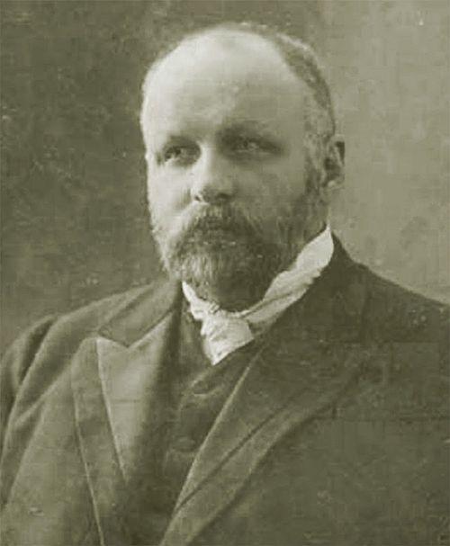 Александр Петрович Фан-дер-Флит (1870-1941) - учёный в области прикладной механики, декан Кораблестроительного отделения и директор Политехнического института