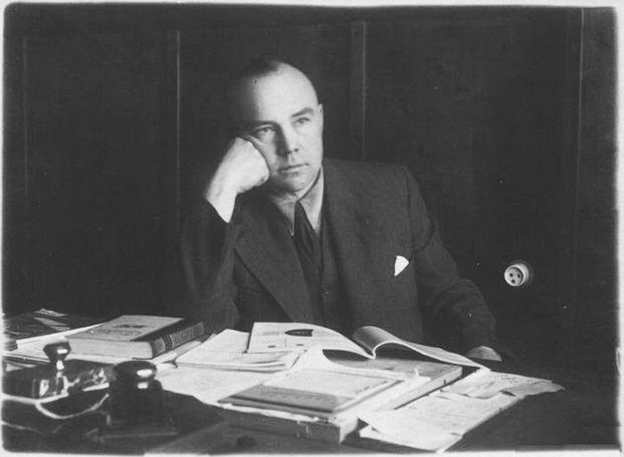 Николай Николаевич Поликарпов (1892-1944) - выпускник ППИ (1916) и слушатель Курсов авиации и воздухоплавания в СПбПИ, авиаконструктор