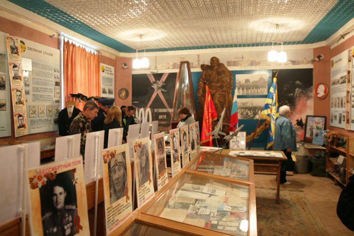 Музей Сиверского полка фронтовых бомбардировщиков (67-й БАП)