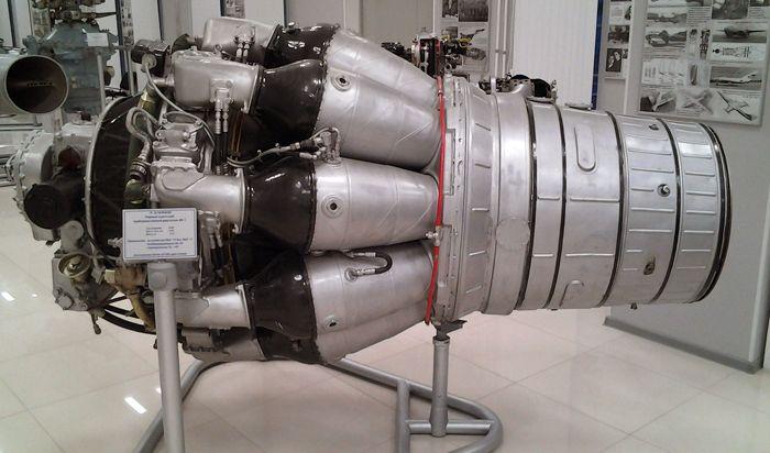 Первый реактивный двигатель ОКБ В.Я. Климова ТРД ВК-1