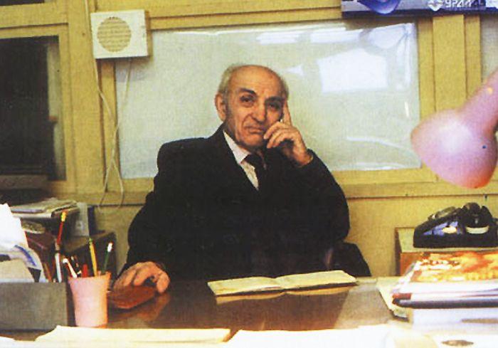 Александр Леонович Кемурджиан