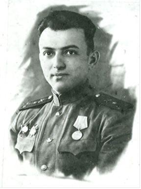 Александр Леонович Кемурджиан перед демобилизацией