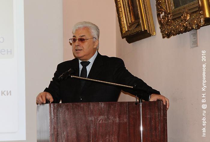 Юрий Михайлович Батурин