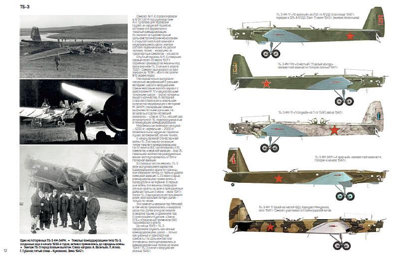 Книга о самолётах ВОВ