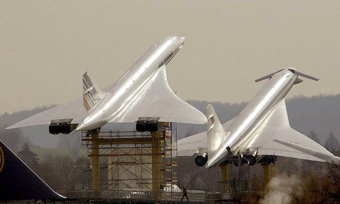 Конкорд и Ту-144