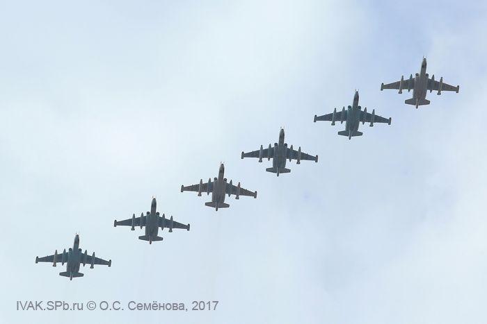 Пролёт Су-25