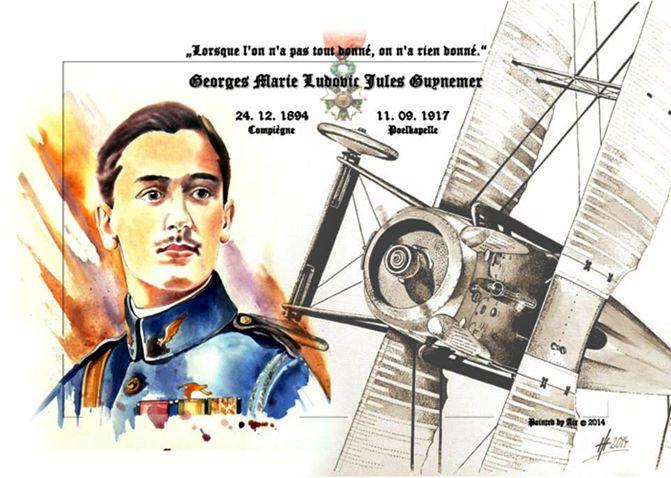 Французский ас Жорж Гинемер