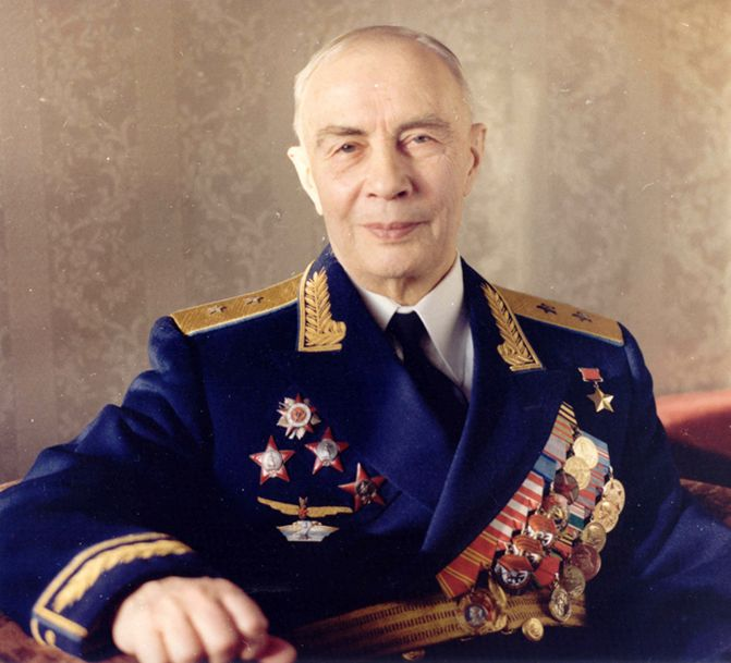 Белков Александр Васильевич летчик