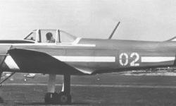 Пилотажный самолет Як-18П