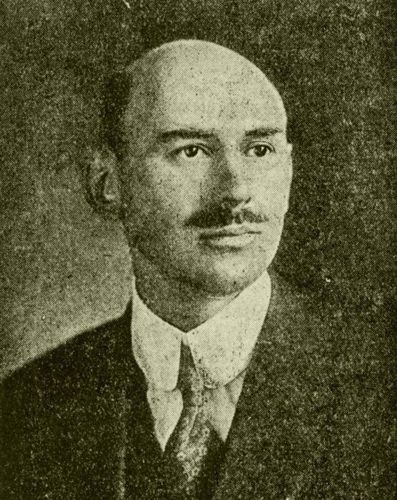 Портрет Роберта Годдарда
