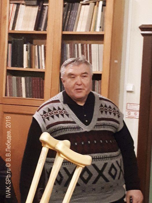 гуру нашей авиационной истории – Владимир Петрович Иванов