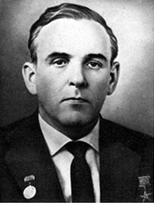Главный конструктор луноходов Г.Н. Бабакин (1914-1971)