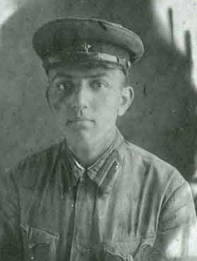 А.Л. Кемурджиан – курсант Ленинградского артиллерийско-техническогоучилища