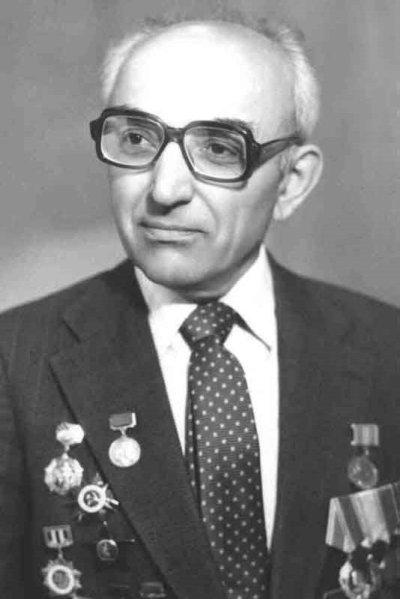 А.Л. Кемурджиан, 1981