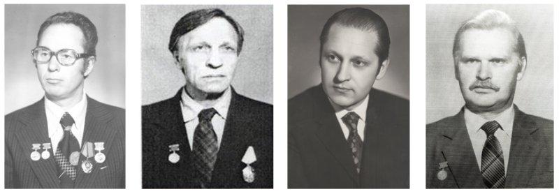 Лауреаты Государственной премии СССР