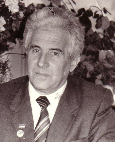 Лауреат Государственной премии УССР И.И. Розенцвейг
