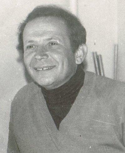 Лауреат Государственной премии УССР В.Г. Соболев