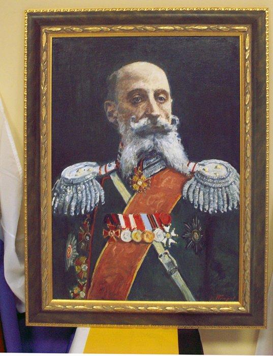 Портрет А.М. Кованько
